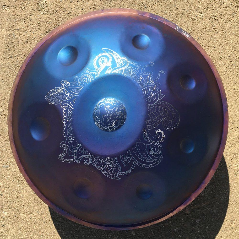 handpan scale yshasavita