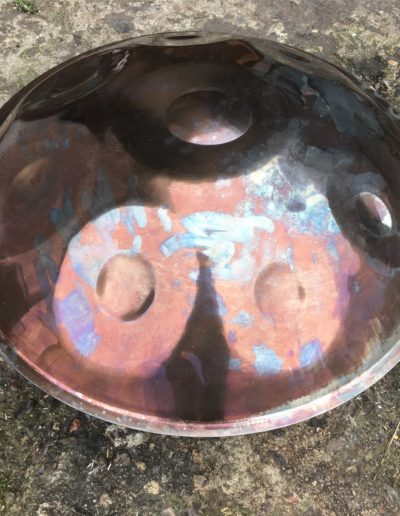 stainless steel handpan Hijaz 2