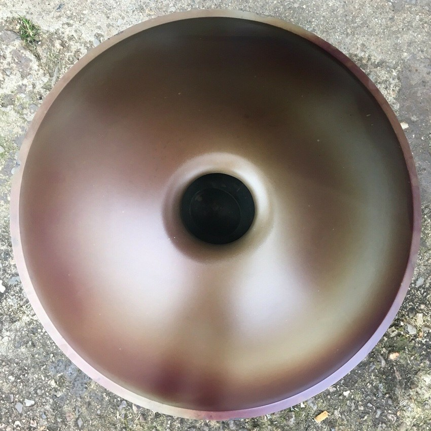 stainless steel handpan Hijaz 3